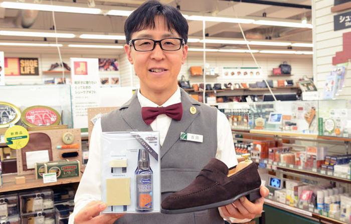 シューケアマイスターが伝授!冬の定番「スエード靴」の上手なお手入れ方法
