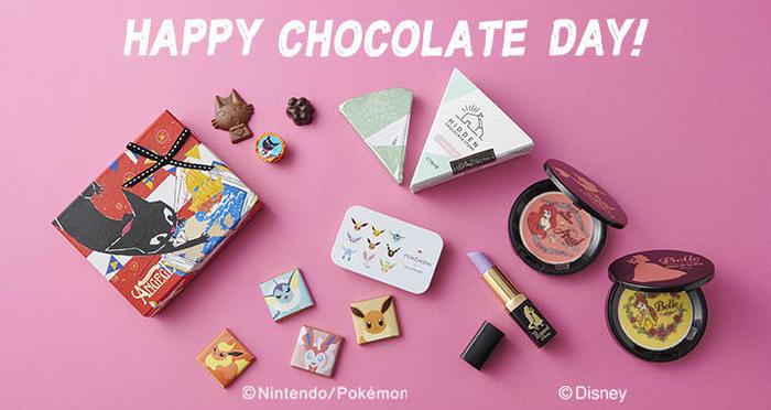 【バレンタイン】キャラクター好きにもおすすめ!かわいい系チョコレート特集
