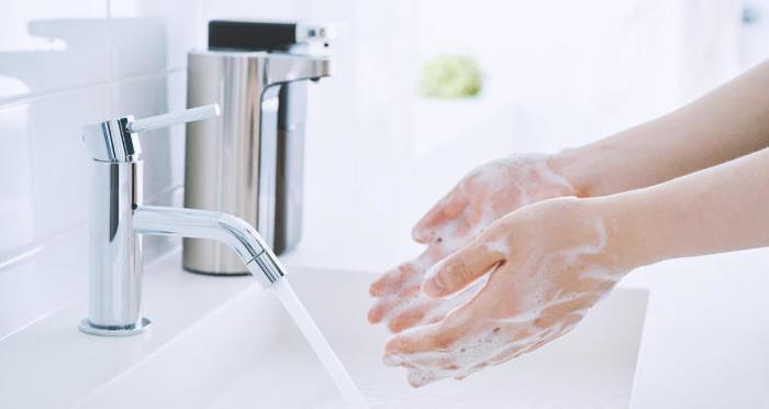 清潔な手のための新習慣。便利アイテムで、より時短に、もっと衛生的に。
